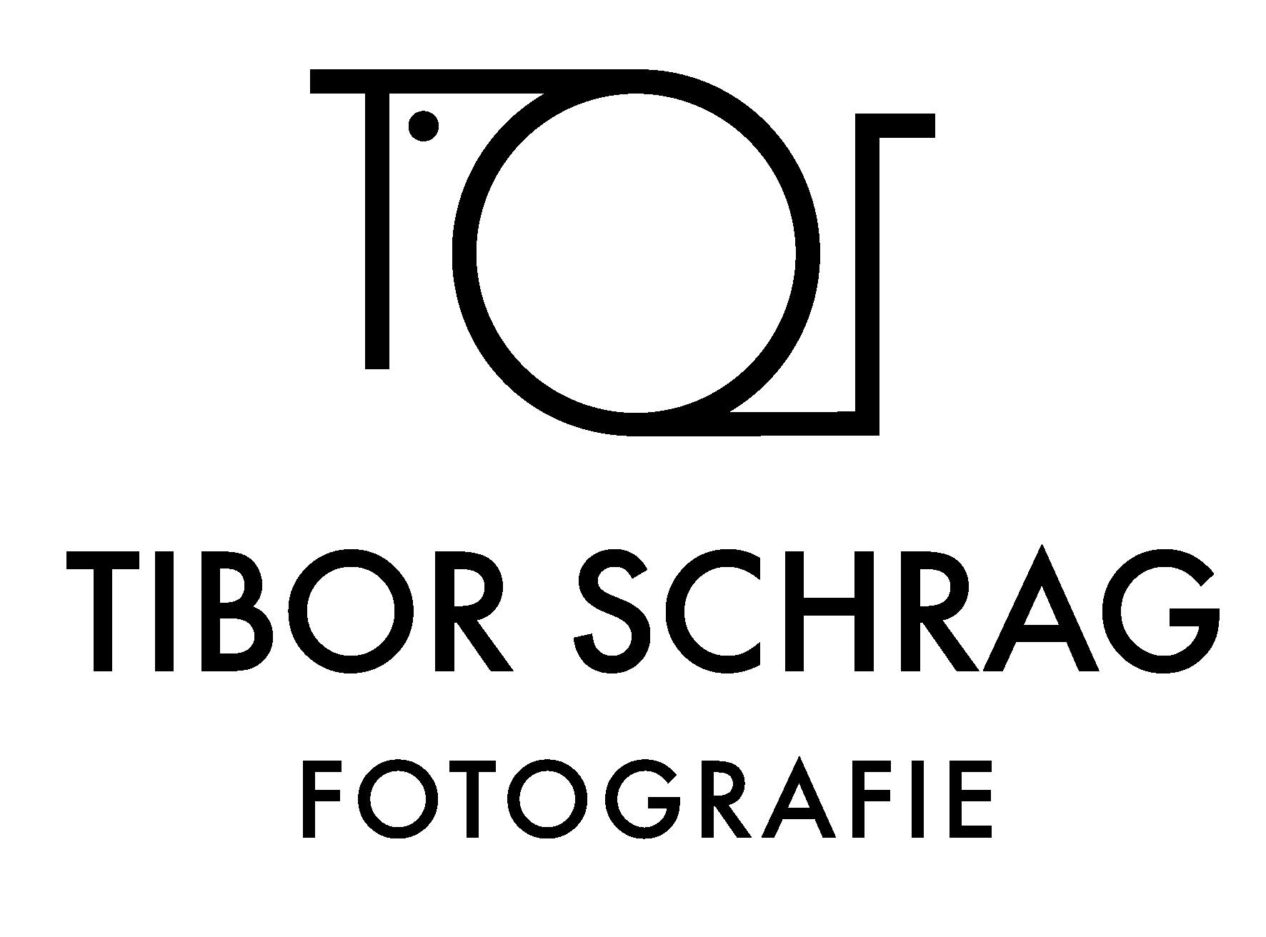 Logo_TiborSchrag_Logo mit Text SCHWARZ